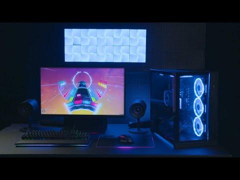 Razer Chroma RGB Integration | Spin Rhythm XD