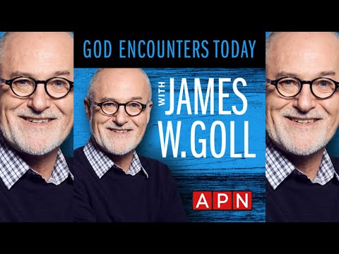 James Goll Shares a Fiery Healing Encounter  Awakening Podcast Network
