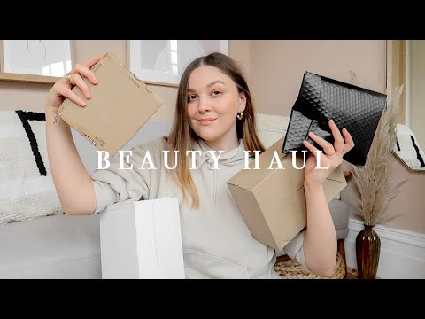 MAKEUP & SKINCARE HAUL | UNBOXING PR PACKAGES | I Covet Thee