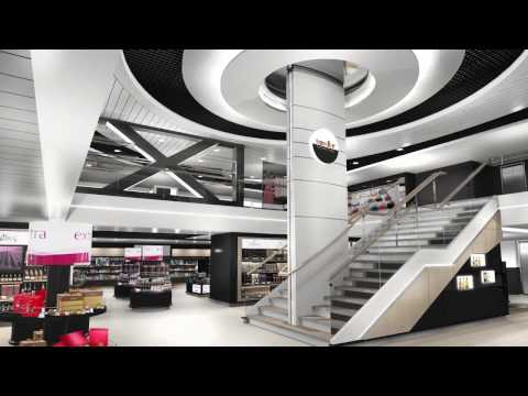 New Megastar - the biggest shopping mall on the Baltic Sea!