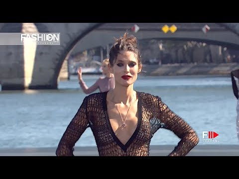 DONNA KARAN Fall 2003 2004 New York - Fashion Channel