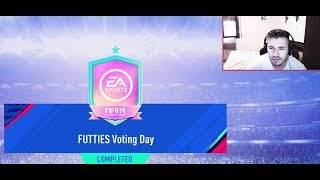 FUTTIES Voting Day SBC Completed! Vote Walker!July 18! Fifa 19 Ultimate Team