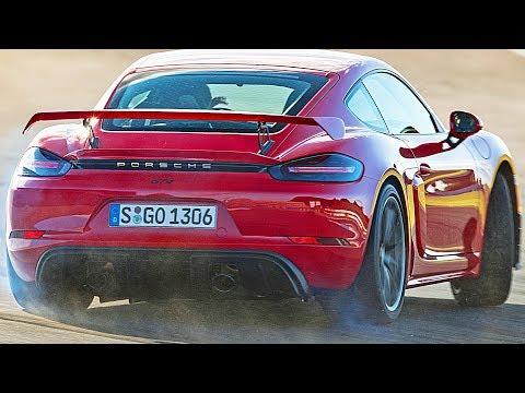"""Porsche 718 Cayman GT4 (2020) The Best Sports Car"""" ? Test Drive"""