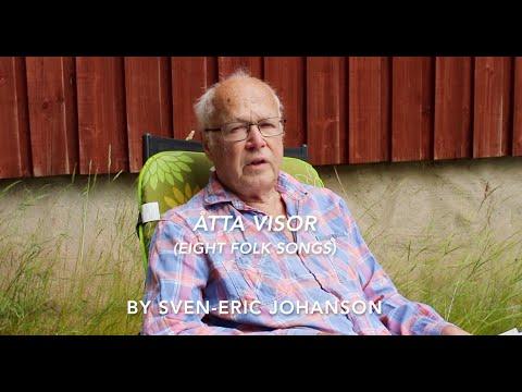 #swedishchoralmusic 2020: Gunnar Eriksson about Sven-Eric Johanson's Åtta visor