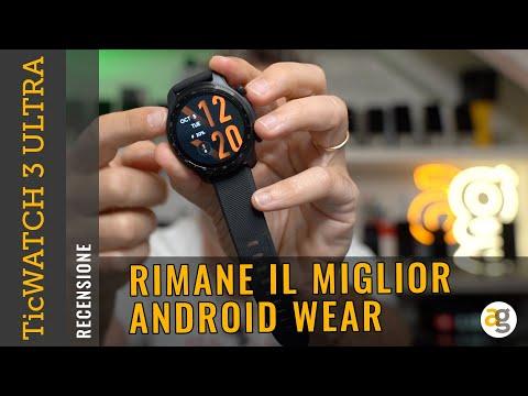 TicWATCH 3 ULTRA GPS. Rimane Il MIGLIOR  …