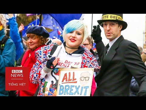 Brexit: lối thoát nào cho Anh Quốc sau thảm bại của TT May? - BBC Tiếng Việt