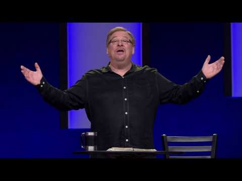 Learn How To Let God Meet Your Needs with Rick Warren