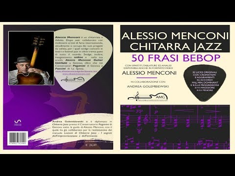 """50 Frasi Bebop"" - Un metodo di Alessio Menconi"