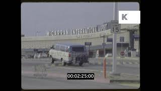 McCarran Airport, 1970s, 1980s, Las Vegas from 35mm