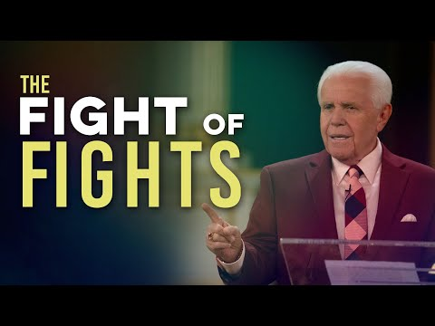 The Fight Of Fights (November 29, 2020)  Jesse Duplantis