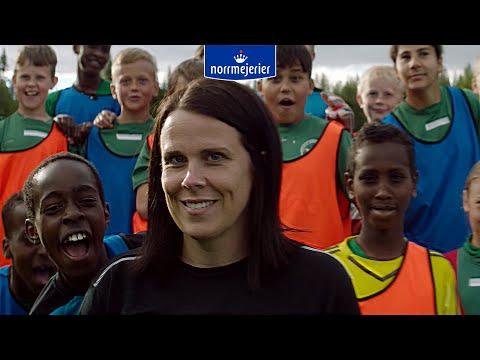 Vårt Norrland med Leena Berg, fotbollstränare i Dorotea.