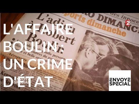 nouvel ordre mondial | Envoyé spécial. L'affaire Robert Boulin (Interdit aux -10 ans) - 26 octobre 2017 (France 2)