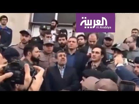 أحمدي نجاد يحمّل القضاءَ الإيراني مسؤوليةَ قتلِ المعتقلين