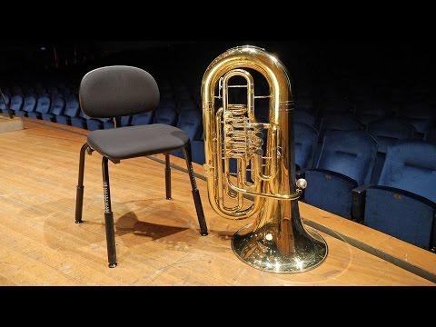 Instrumentpresentation med SON: Tuba.