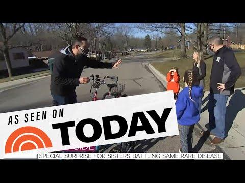Electric Bike Technologies   Today Show – Liberty Trike Surprise!