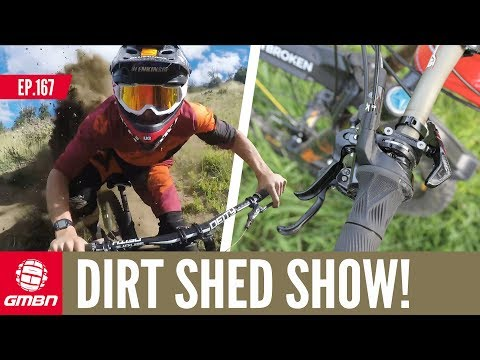 """Are You In The Hardtail Realm""""   Dirt Shed Show Ep. 167"""