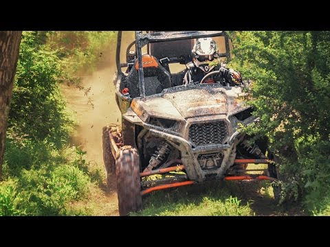 RZR 1000 Backyard Playground