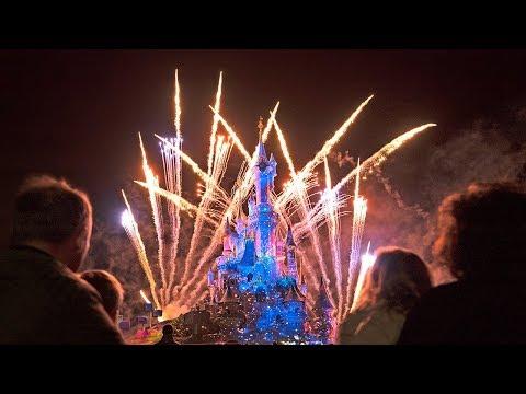Päivä Disneyland® Paris -huvipuistossa