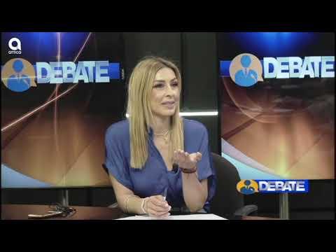 Γεώργιος Κουτουλάκης στην εκπομπή Debate ( 21-6-2019)