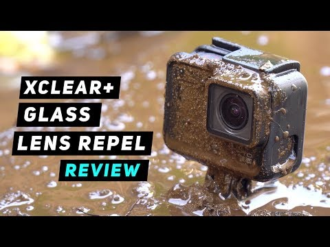BEST repel glass for GoPro lens! Xclear+ REVIEW + GIVEAWAY!! | MicBergsma - UCTs-d2DgyuJVRICivxe2Ktg