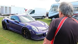 Surprising The Guys Who FIRED Me In My GT3RS!
