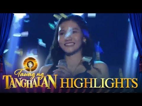 Tawag ng Tanghalan: Jannine Cartagena retains her Tawag ng Tanghalan title