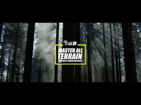 Salming Trail 5 running video