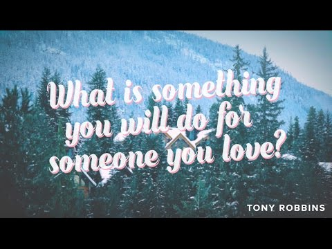 Happy Holidays from Team Tony Robbins