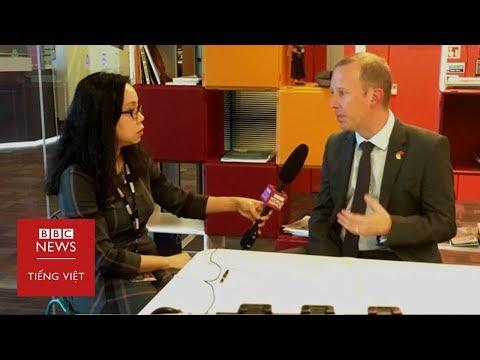 Đại sứ Anh tại Việt Nam: 'cơ hội mới cho quan hệ Anh-Việt sau Brexit'