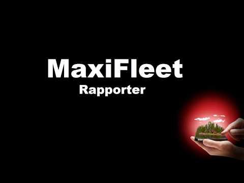 Komatsu MaxiFleet - Rapporter