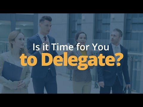 3 Reasons You Need to Delegate More  Brian Tracy