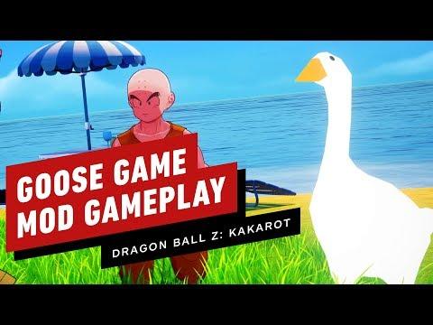 Dragon Ball Z: Kakarot - Untitled Goose Game Mod Gameplay - UCKy1dAqELo0zrOtPkf0eTMw