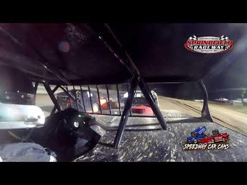 #780 Wesley Long - USRA B Modified - 9-5-2021 Springfield Raceway - In Car Camera - dirt track racing video image
