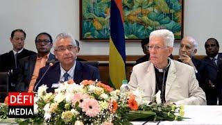 Visite du Pape François à Maurice : «Une visite d'Etat», dit le PM