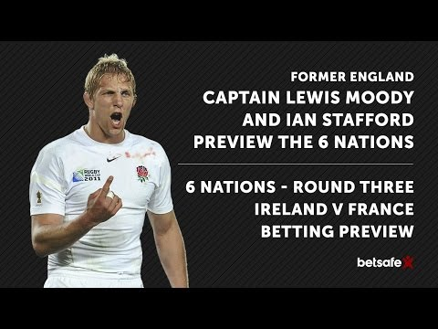 Ireland v France 6 Nations Preview - Lewis Moody