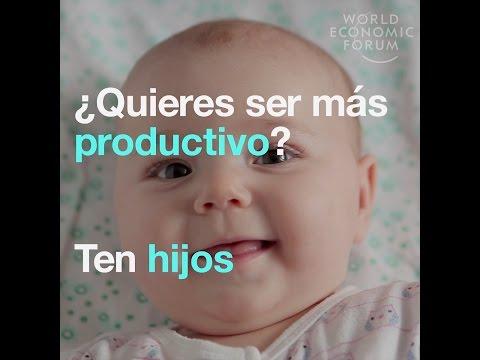 ¿Quieres ser más productivo? - Ten hijos