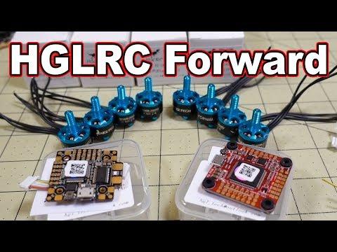 HGLRC Forward 1408 Motor // F7 Dual FC & F4 AIO Mini FC  - UCnJyFn_66GMfAbz1AW9MqbQ