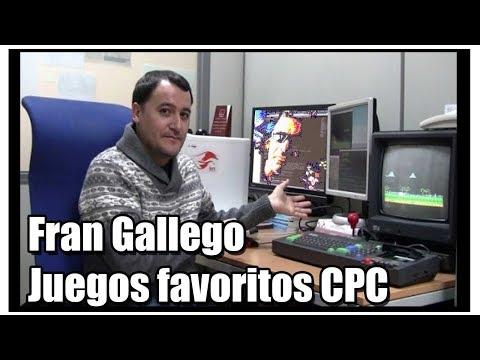 CPC GAMES FRAN GALLEGO