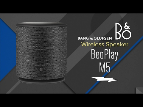 Bang and Olufsen M5 Wireless Speaker Review - 1200299