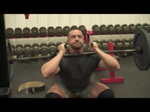 The Best Front Squat Trick Ever
