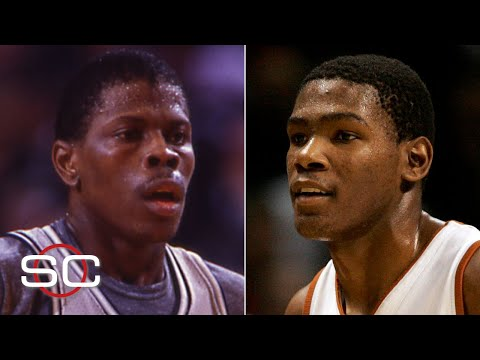 Kevin Durant vs. Patrick Ewing: Who was the better college basketball player? | SportsCenter