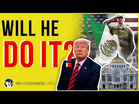 Will Trump Allow Mexico Invasion?? What You Really Need To Know!