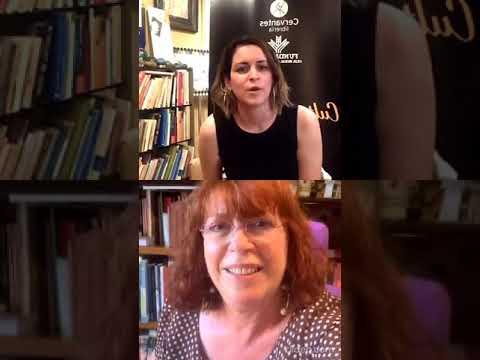 Vidéo de Pilar Sánchez Vicente