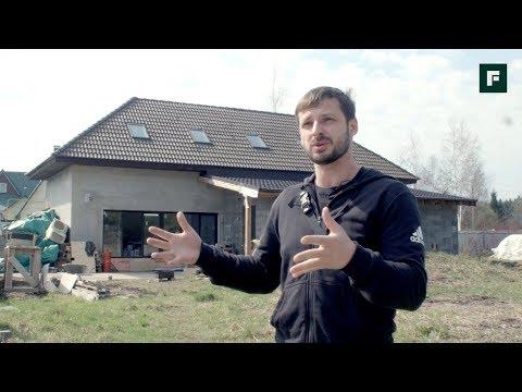 Превращение гаража в дом для полноценного проживания // FORUMHOUSE