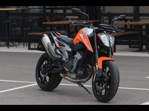 Motosx1000: Test KTM Duke 790