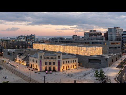 Nasjonalmuseet åpner 11. juni 2022