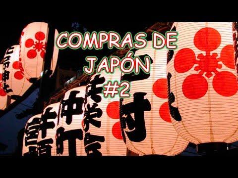 COMPRAS DE JAPON #2