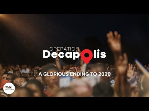 A Glorious Ending to 2020 - Operation Decapolis!
