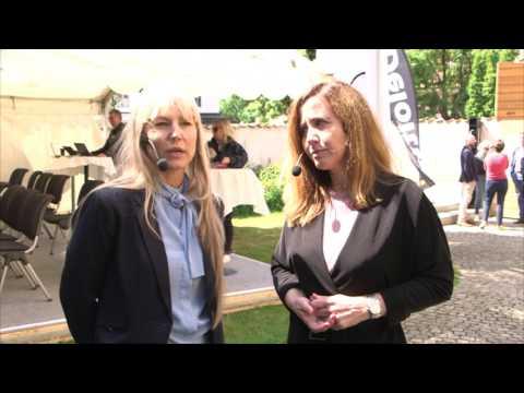 Moderna lösningar för att rädda vården – intervju med Lena Ekelius och Filippa Reinfeldt i Almedalen