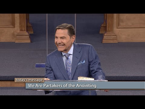We Are Partakers of the Anointing
